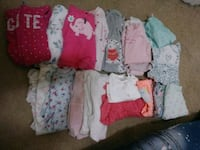 toddler's assorted clothes Wyoming, 49519