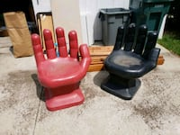 Hand chairs  Fowlerville, 48836