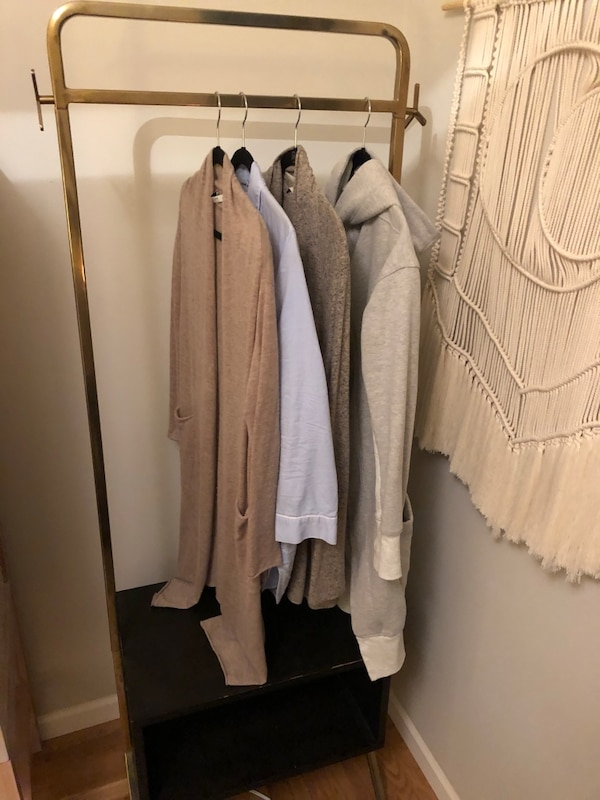 53d931e7d5f Used CB2 Clothing Rack (Good condition) for sale in SF - letgo