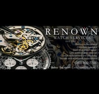 WATCH REPAIRS AND QUICK BATTERY REPLACEMENT Whitby