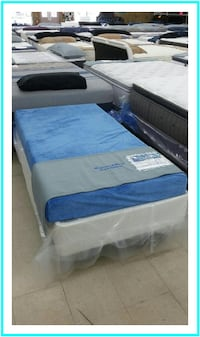 Twin Memory Foam Mattress Special SILVERSPRING