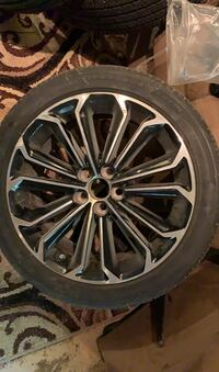 Firestone Tire with rim!!! 215/45R17 Montgomery Village, 20886