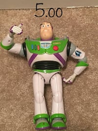 Buzz Lightyear action figure Gig Harbor