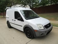 2012 Ford Transit Connect 114.6  XL w/o side or rear door glass Kennedale, 76060