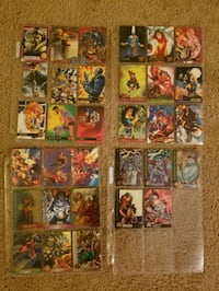 Assorted X-Men Trading Cards Parkville, 21234
