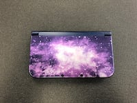 Limited Edition Galaxy *new* 3DS XL includes charger Mississauga, L5J 1J7