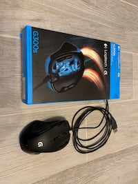 Logitech G300s Optional Gaming Mouse  Apple Valley, 92307
