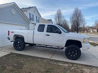 2008 Chevrolet Silverado 1500 LS 4X4 Extended Cab MWB Noblesville