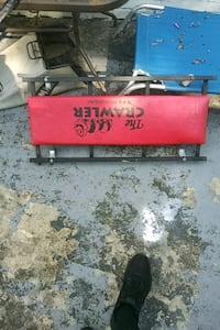 red and black Husky tool chest Upper Marlboro, 20774