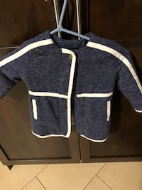 Tommy little jacket kids size 24 M Montreal, H1J 1G2