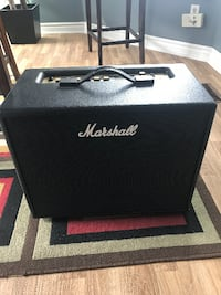 black Marshall guitar amplifier BRANTFORD