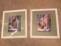 Pair of Charleston, SC Frames Prints Johnson City, 37604