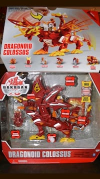 Bakuagan Dragonoid Colossus Dragon new 415 mi
