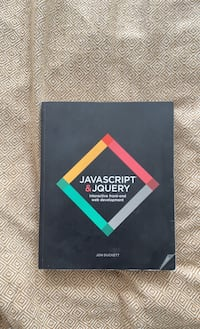JavaScript and Jquery  by Jon Duckett