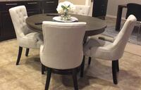 Dining Table and Chairs Henderson, 89044
