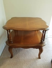 Double Top Oak Table BETHESDA