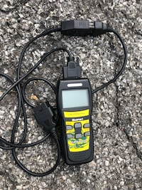 OBD 2 scan-tool for check engine codes North Bergen
