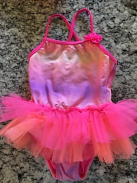 EUC. 3T swim suit.  Clean.  Price firm