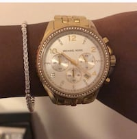 Authentic Michael a Kors watch Clayton, 27520