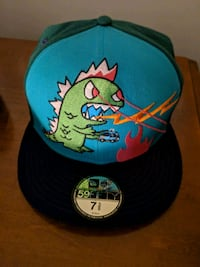 New era Toki doki 59fifty hat 758 Middlebury, 05753