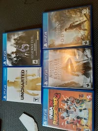 ps4 games $25 EACH ONE Chicago, 60659