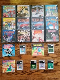 Turbografx-16 Games - Prices in Description Vaughan, L4L 2C2