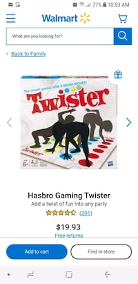 Board Game Twister ( BNIB) Airdrie