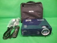 BenQ MP721 - Portable XGA DLP Projector with Speaker - 2500 lumens 73107
