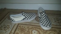 Vans Checkered black and white  Lake Ridge, 22192