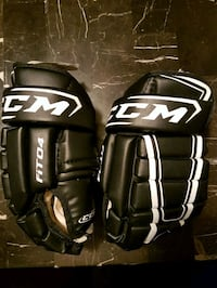 "Brand new CCM 12"" hockey gloves Barrie, L4M"
