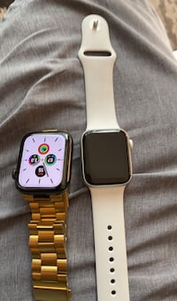 2 apple watches (not ideal but will separate)