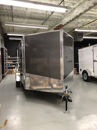 2020 CTC 7x12 Cargo Trailer Kitchener