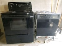 Electric stove and Dishwasher  Vaughan, L6A 2Y3