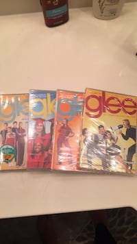 Glee. Seasons 1-4 unopened  Alexandria, 22304