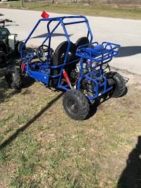 blue and black dune buggy West Melbourne, 32904