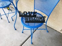 Welcome and love wood decor Tucson, 85706