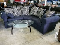 black sectional  Silver Spring, 20903