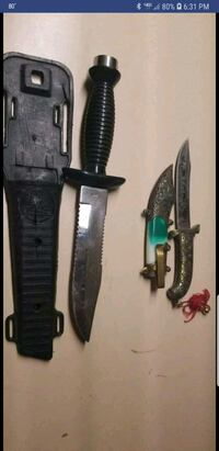 Knifes Youngstown, 32466