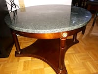 Real marble coffee table  Brampton, L6T 4E8