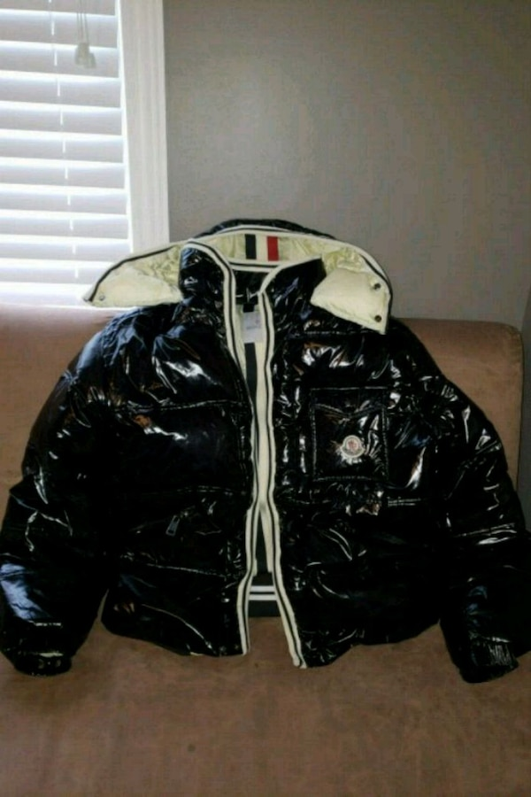 Authentic moncler jacket