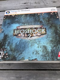 Games for Windows PC DVD Special Edition Bioshock 2 BRAND NEW $20 Vancouver, V5R 5J4