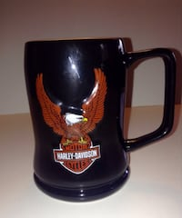 Harley Davidson Officially Licensed Ceramic Mug  London