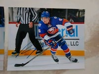 Ryan Pulock Autographed 8x10 Photo For Sale