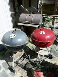 Webber grills both for 30.00 Baltimore, 21239