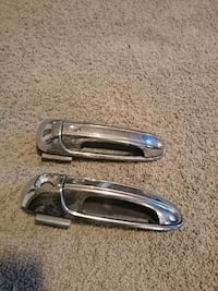 Dodge Ram door handles