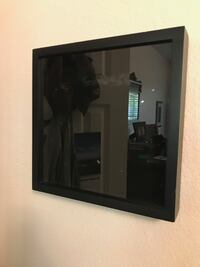 "Black Shadow Box Frame 13"" x 13"" x 2 3/4"" Redding"