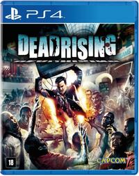 $15 OBO Deadrising PS4 FS/FT trade With Other PS4 games obo Langley City
