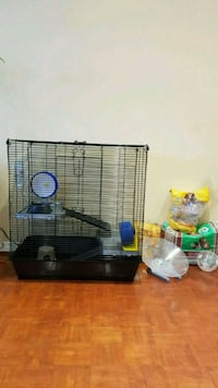 Hamster Cage and accesories Vaughan, L4J 5Y8