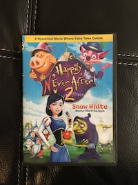 Happily Never After 2 DVD (pick up only) Brampton, L6R 2K7