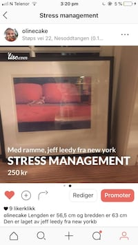 Stress management Nesoddtangen, 1450